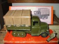 Britains British Army Covered Tender